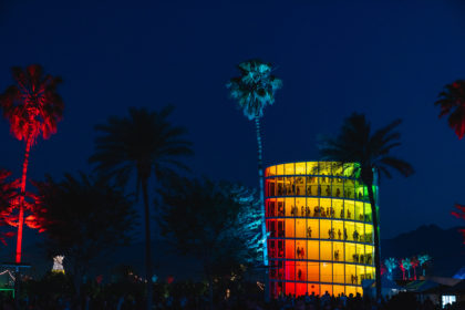 Coachella 2018 with Google & Winnie Harlow cover image