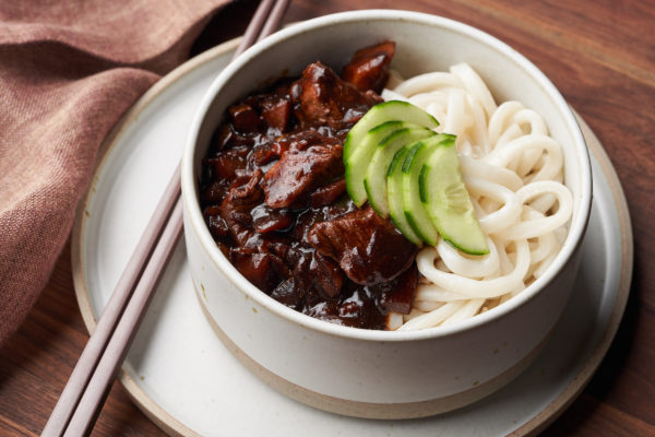 I Co Black Bean Noodles Kr 0038