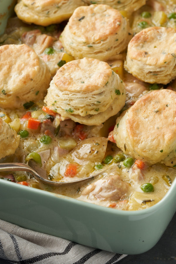 I Co Chicken Pot Pie 0010