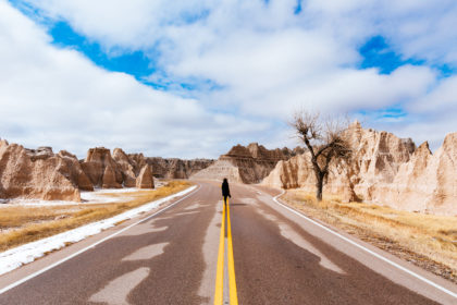 South Dakota & Badlands National Park cover image